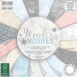 TRC Paper Pad 6x6 - First Edition Winter Wishes