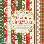 TRC Paper Pad 12x12 -  Magic of Christmas