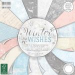 TRC Paper Pad 12x12 -  First Edition Winter Wishes