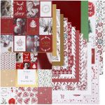 CCH Paper Pad - Merry Christmas