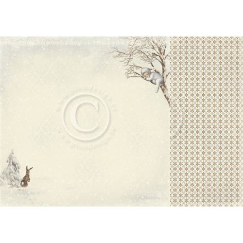 PIO Cardstock - Greetings from the North Pole December Dreams