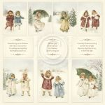 PIO Cardstock - The Night before Christmas II Images from...