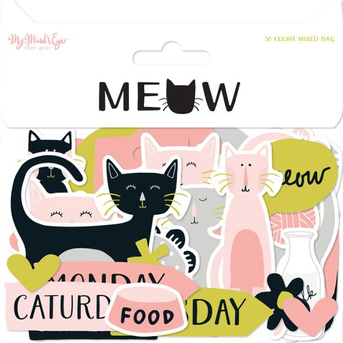 MYM Die-Cuts - Mixed Bag Meow