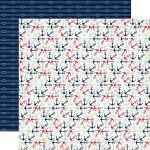 CTB Cardstock - Ahoy There Anchors Away