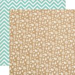 CTB Cardstock - Ahoy There Seashells