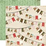 CTB Cardstock - Christmas Time Holiday Banners