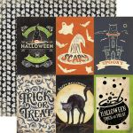 CTB Cardstock - Haunted 4x6 Journaling Cards