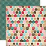 CTB Cardstock - Home Sweet Home Baking Ingredients