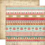 CTB Cardstock - Home Sweet Home Border Strips