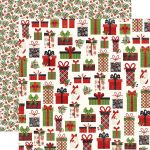 ECP Cardstock - A Perfect Christmas Jolly Presents