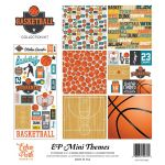 ECP Collection Kit 12x12 - Mini Theme Basketball