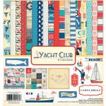 CTB Paper Pack 12x12 - Collection Kit Yacht Club