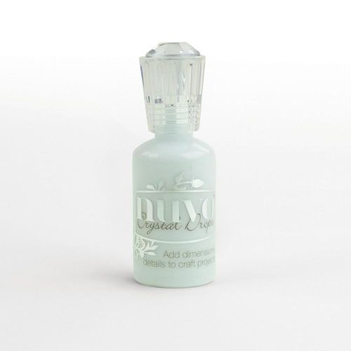 TNC Nuvo Crystal Drops - Duck Egg Blue