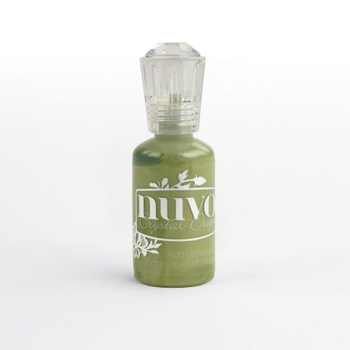 TNC Nuvo Crystal Drops - Bottle Green