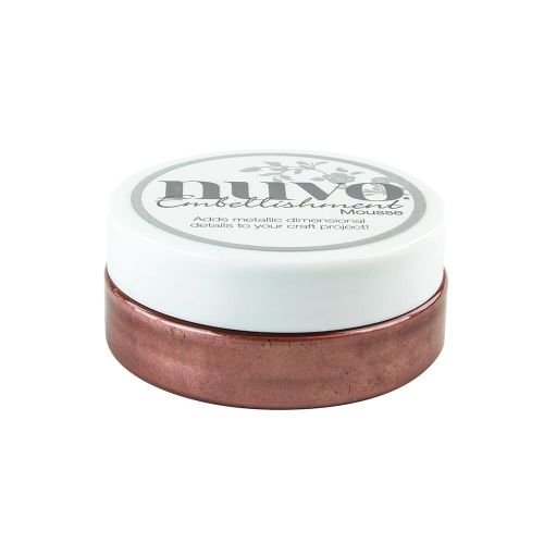 TNC Nuvo Embellishment Mousse - Burnished Bronze