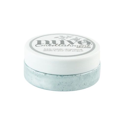 TNC Nuvo Embellishment Mousse - Powder Blue