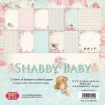 CYD Paper Pack 12x12 - Shabby Baby