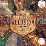 TRC Paper Pad 6x6 - First Edition Perfect Allusion