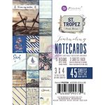 PRM Journaling Notecards 3x4 -  St. Tropez