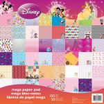 SRH Paper Pack 12x12 - Disney Mega Pack Girl