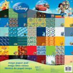 SRH Paper Pack 12x12 - Disney Mega Pack Boy