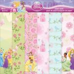 SRH Paper Pack 12x12 - Disney Princess
