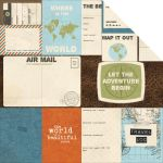 KSC Cardstock - Wanderlust Unknown