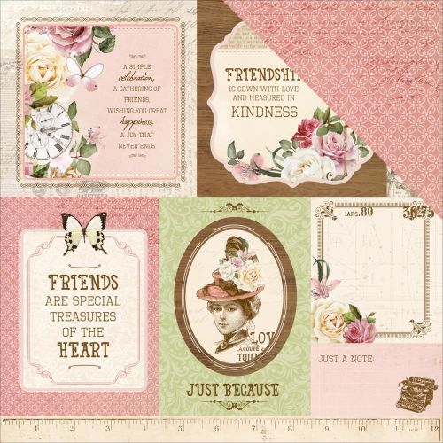 KSC Cardstock - Mademoiselle Couture