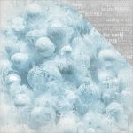 KSC Cardstock - Frosted Frozen