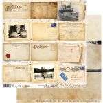 PNL Cardstock - Noteable Carte Postale