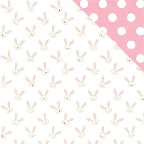PTP Cardstock - Happy Easter Bunny Ears