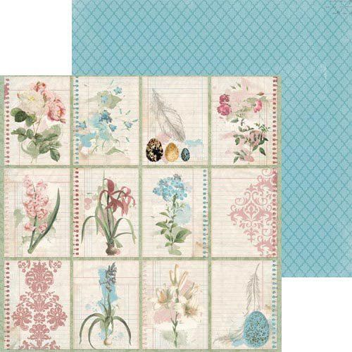 BOB Cardstock - Garden Journal Notebook