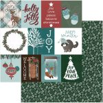 PTP Cardstock - Winter Meadow Winter Wishes
