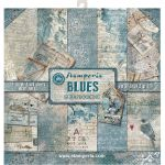 STP Paper Pad 12x12 - Blues