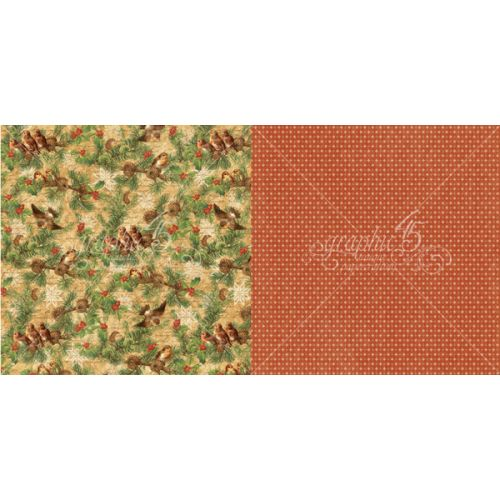 G45 Cardstock - Winter Wonderland Woodland Whimsy