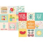SST Cardstock - Summer Days 4x4 Elements