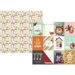 SST Cardstock - Vintage Blessings 3x4 Journaling Elements