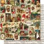 SST Cardstock - Simple Vintage Christmas Jolly Holidays