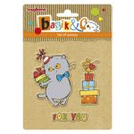 SCB Clear Stamps - Basik New Adventure Basiks Party