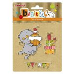 SCB Clear Stamps - Basik New Adventure Basiks Party II