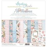 MTY Paper Pad 12x12 - 7th Heaven