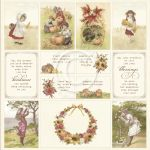 PIO Cardstock - Summer falls into Autumn Images from the...