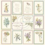 PIO Cardstock - Four Seasons of Fairies Images of the...