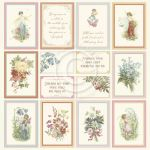 PIO Cardstock - Four Seasons of Fairies Images of the Past I