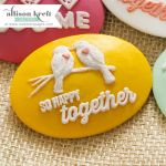WBP Embellishment - Cameo Happy Together