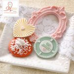 WBP Embellishment - Cameo Set Our Travels