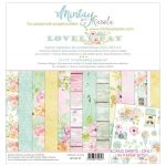 MTY Paper Pad 12x12 - Lovely Day