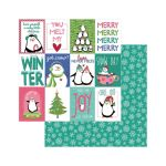 PTP Cardstock - Frosty Friends Chill Out