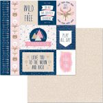 BOB Cardstock - Little Wonder Victoria