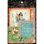 G45 Journaling & Ephemera Cards - Joy to the World